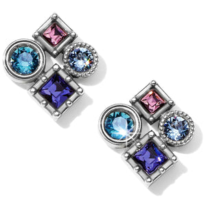 Brighton Halo Aurora Post Earrings