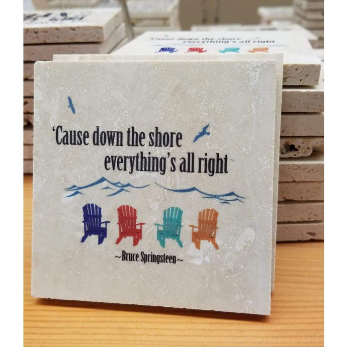 Down The Shore Bruce Springsteen Coaster