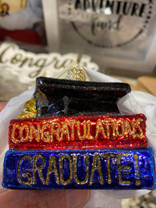 Congratulations Graduate Ornament