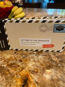 Letter to the Graduate