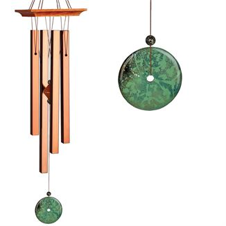 Turquoise Wind Chime