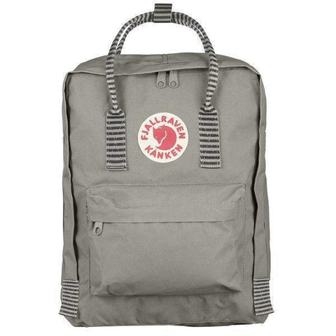 7/16/20L Classic BackPack Brand School Bag Travel Fog Grey
