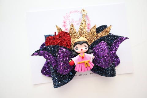 Evil Queen Deluxe Clay Bow