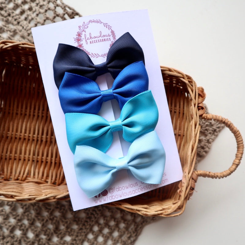 Grosgrain Ribbon Clips