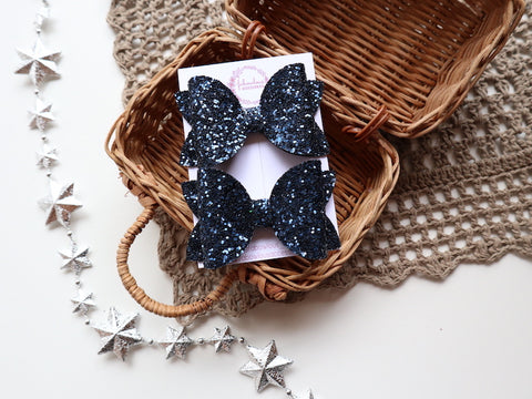 3 Inch Piggies Set | Navy
