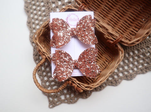 3 inch Piggies Set | Rose Gold