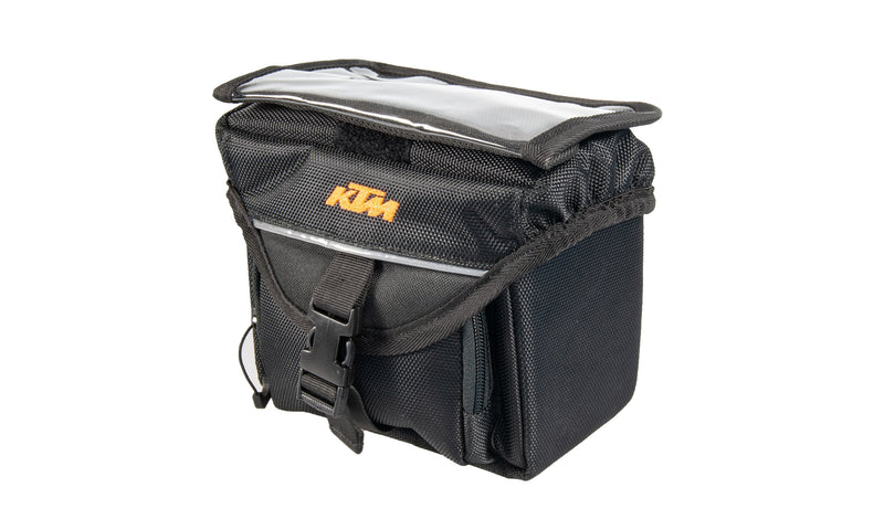 Line Handlebar Bag Mini Klick Fix e-bike bracket black