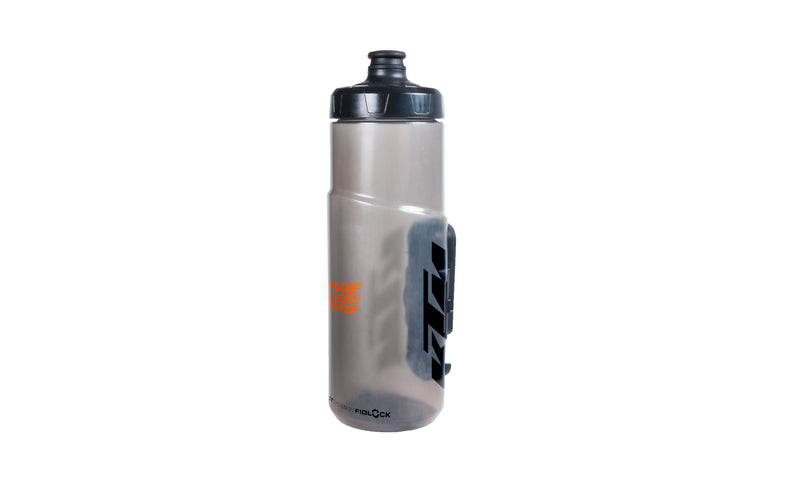KTM Bottle Set Fidlock 600 Hydravalve grey / black 600ml