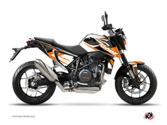 KTM Duke 690 Street Bike Stage Graphic Kit Orange