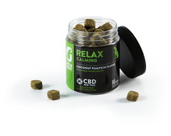 Green Gruff - RELAX with CBD Dog Supplements