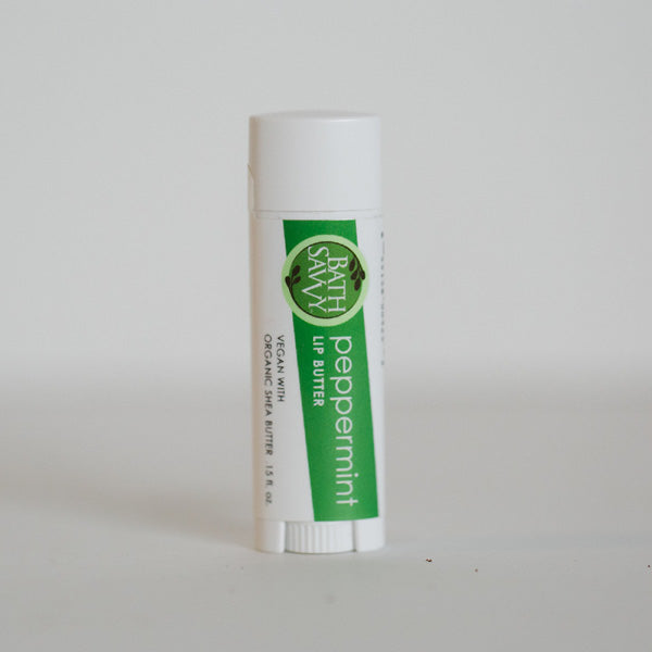 Peppermint Lip Balm Bath Savvy