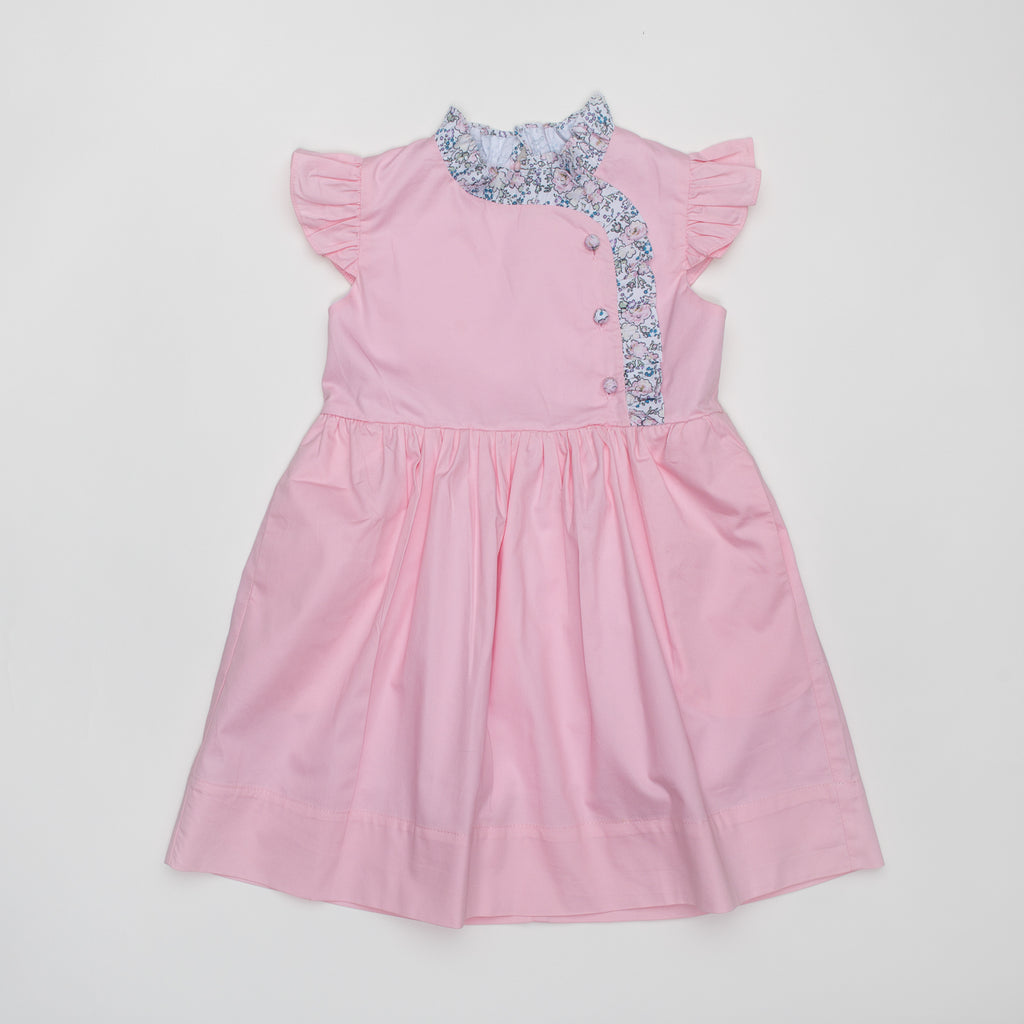 Millie Kate Pink Dress - Mumzie's Children