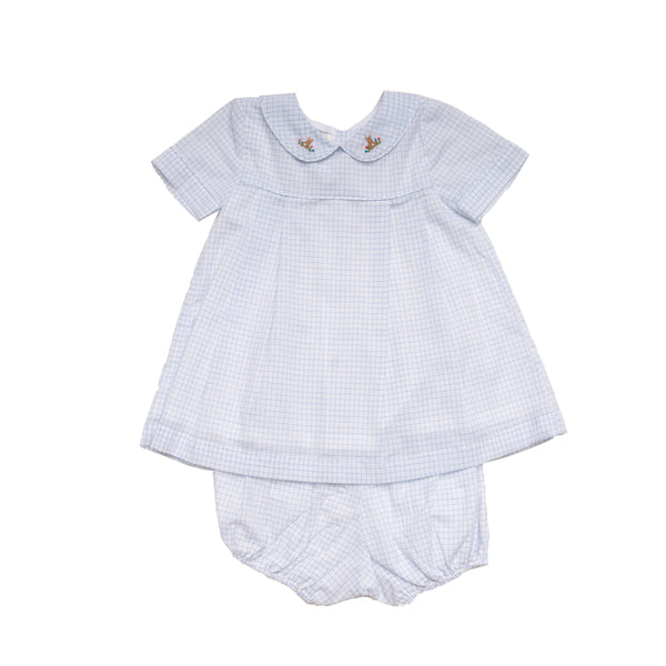 Lainey Blue Bunny 2 Piece Set - Mumzie's Children