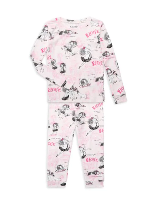Eloise Long Sleeve Pajama's