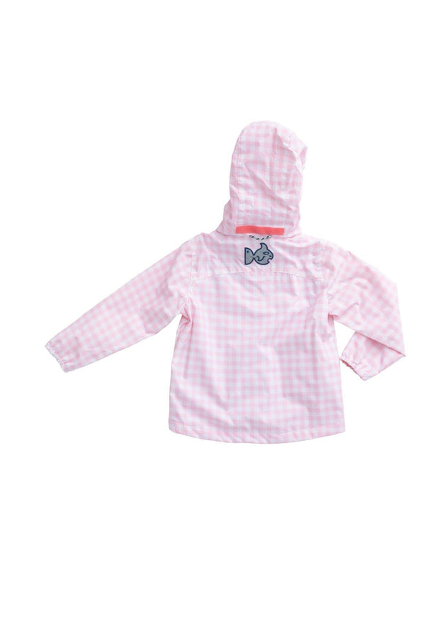 Prodah- Girl's Water & Wind Reflective Jacket - Mumzie's Children