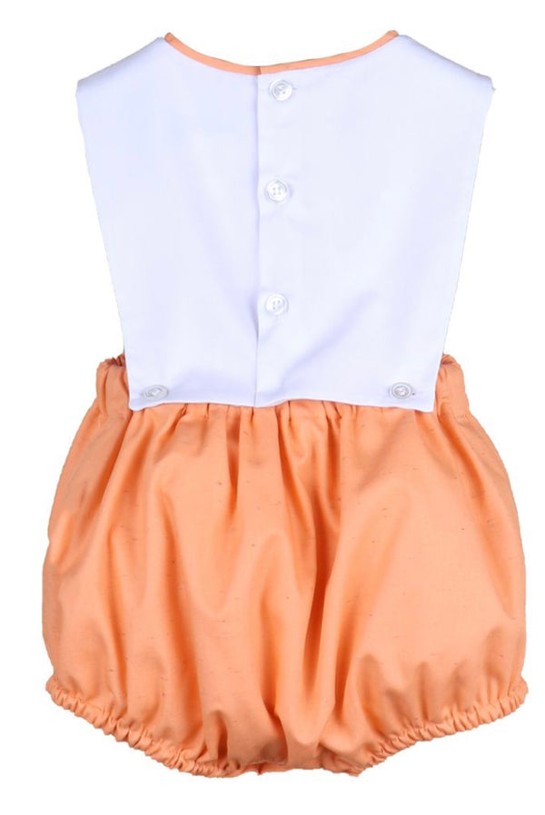 Sunny Boy Overall- Orange