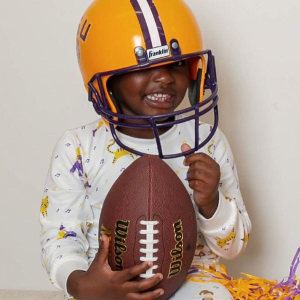 LSU Game Day Loungewear - Mumzie's Children
