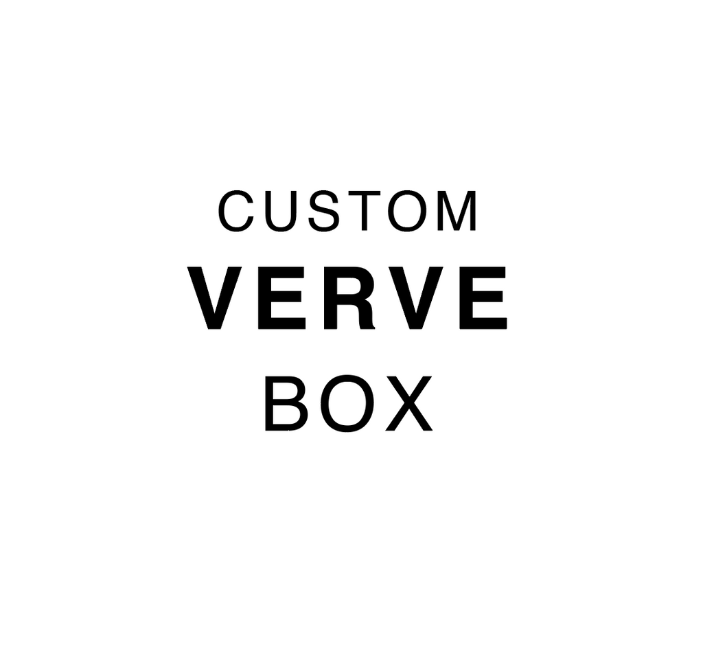 Build A VerVe Box