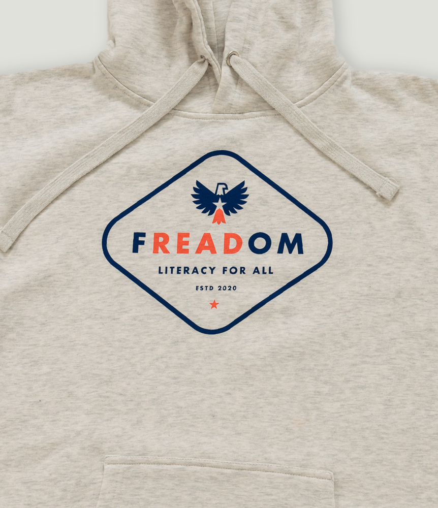 Load image into Gallery viewer, Freadom Badge Hoodie