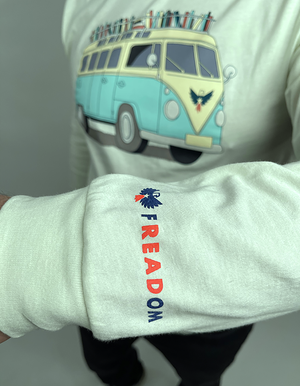 The Freadom Bus Long Sleeve T-Shirt