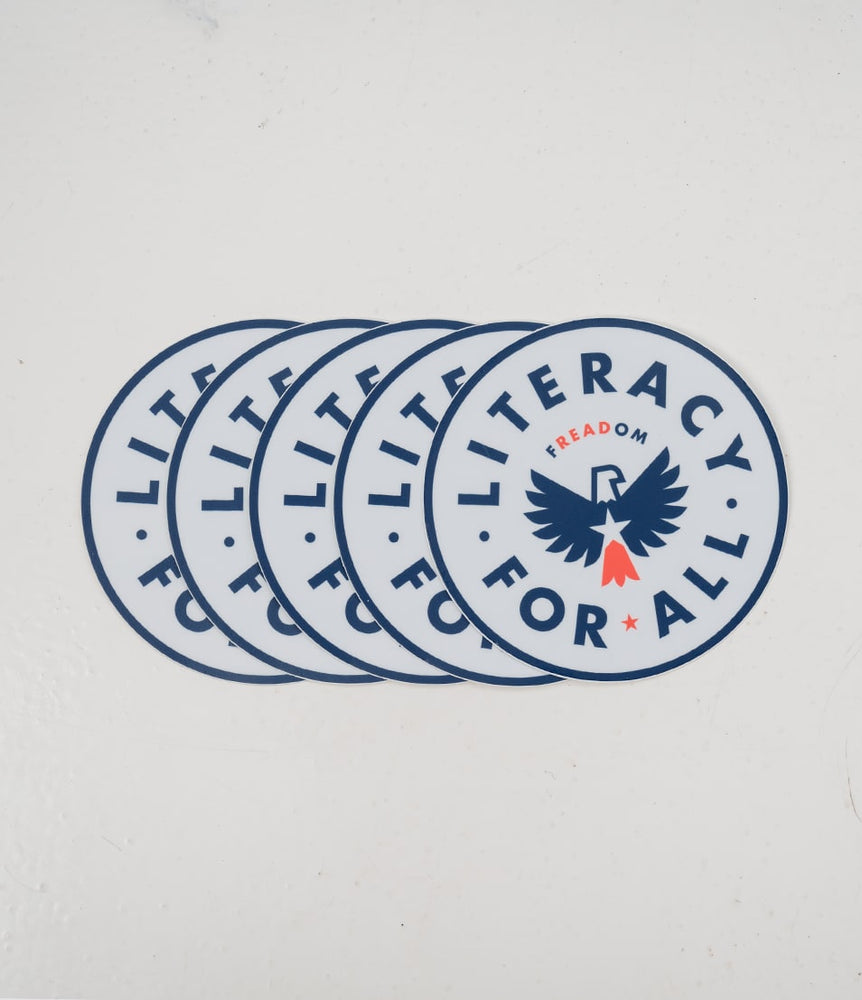 Freadom sticker