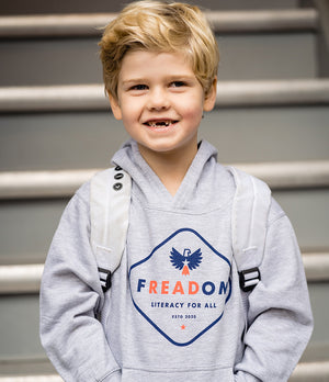 Freadom Badge Youth Hoodie