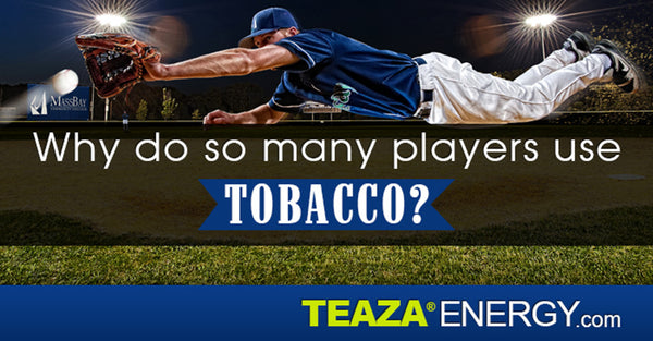 TeaZa Strives to Help Players Kick Tobacco