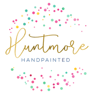 Huntmorehandpainted