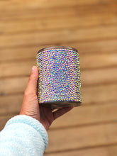 Load image into Gallery viewer, 12 oz Lowball Rhinestone Tumbler