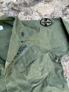 Chaqueta militar Jungle Jacket vintage