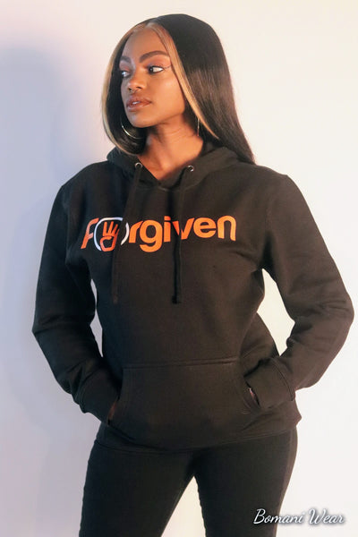 """Forgiven"" Hoodie-Unisex"