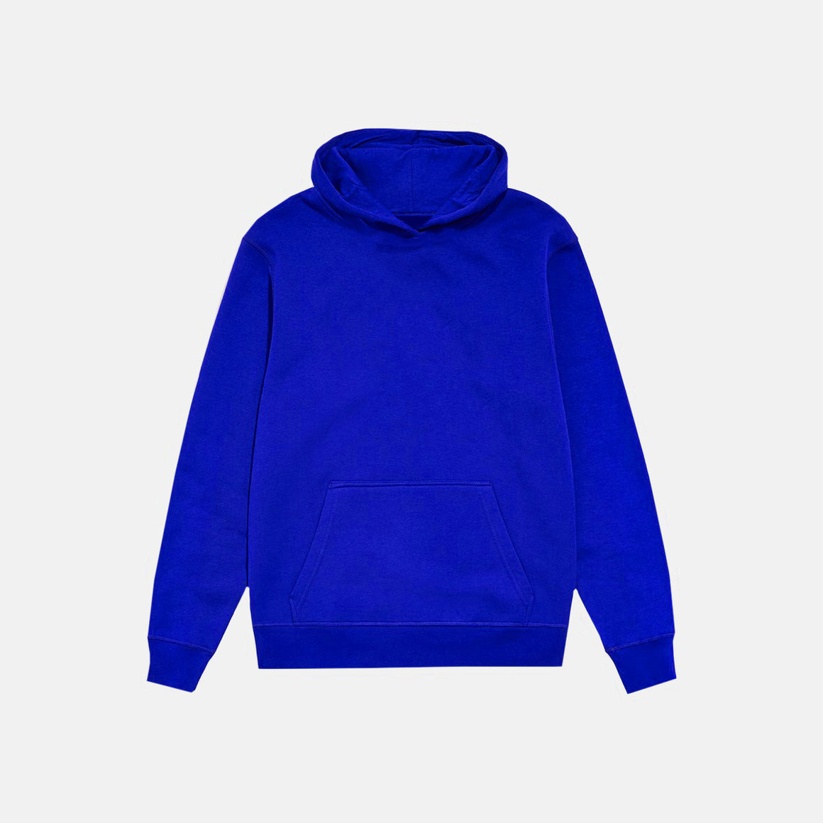 UNBRANDED ESSENTIAL PULLOVER HOODY | ROYAL BLUE