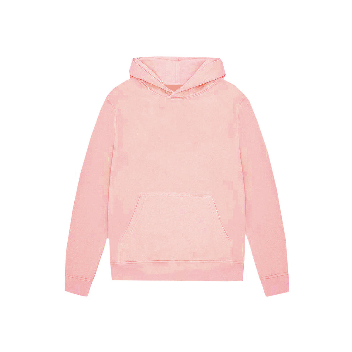 PREMIUM ESSENTIAL PULLOVER HOODY | DUSTY PINK