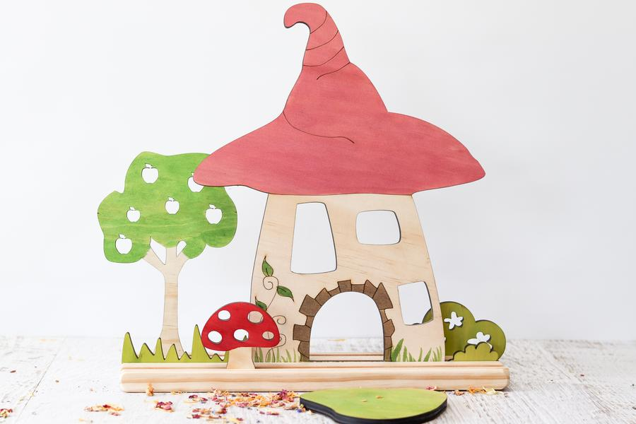 StoryScene - Fairy House Set