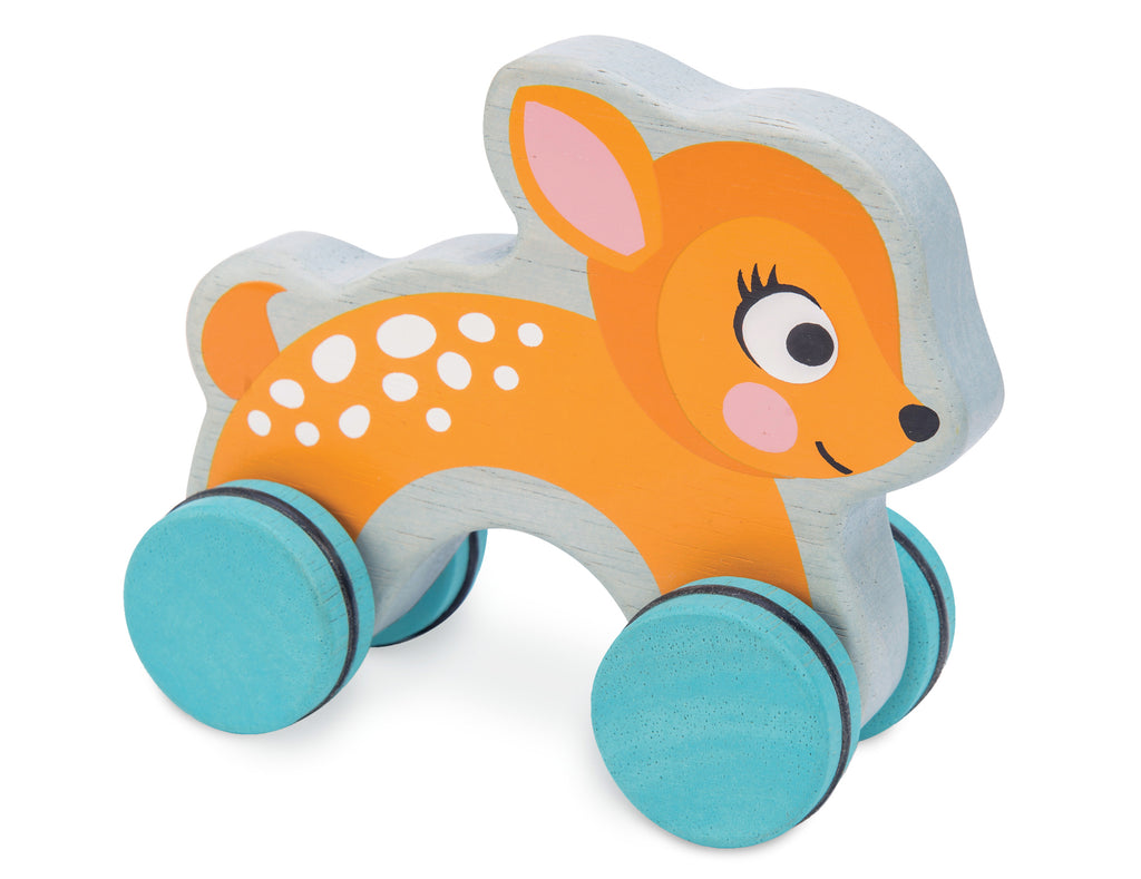 Petilou Dotty Deer on Wheels