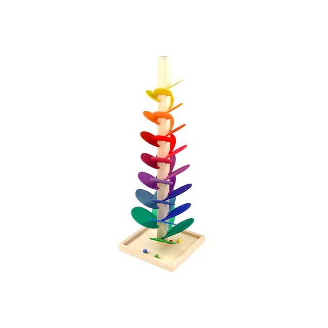 Rainbow Marble Tree - Medium