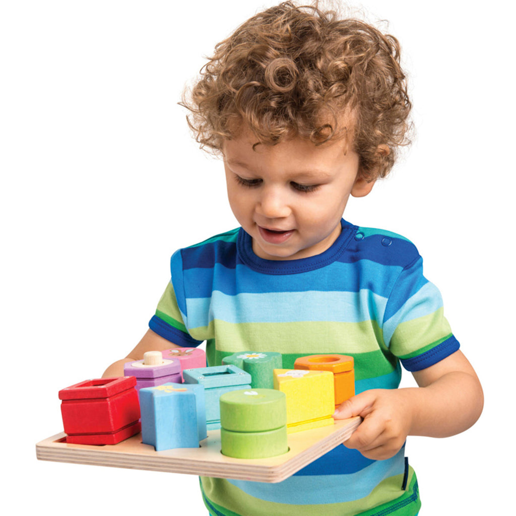 Petilou 9 Piece Sensory Tray Set