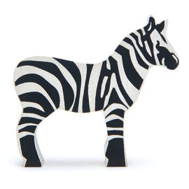 Tender Leaf - Wooden Zebra