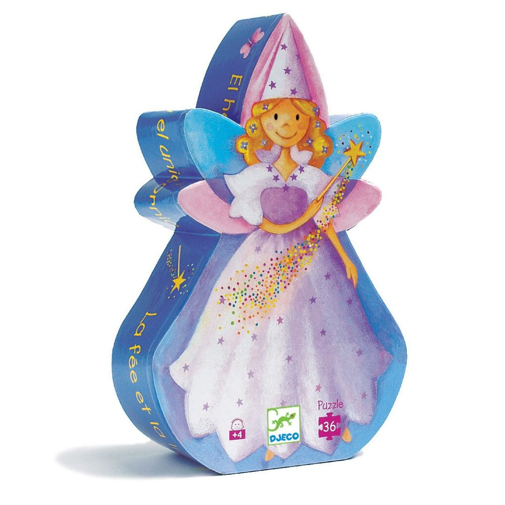 Fairy 36pc Silhouette Puzzle