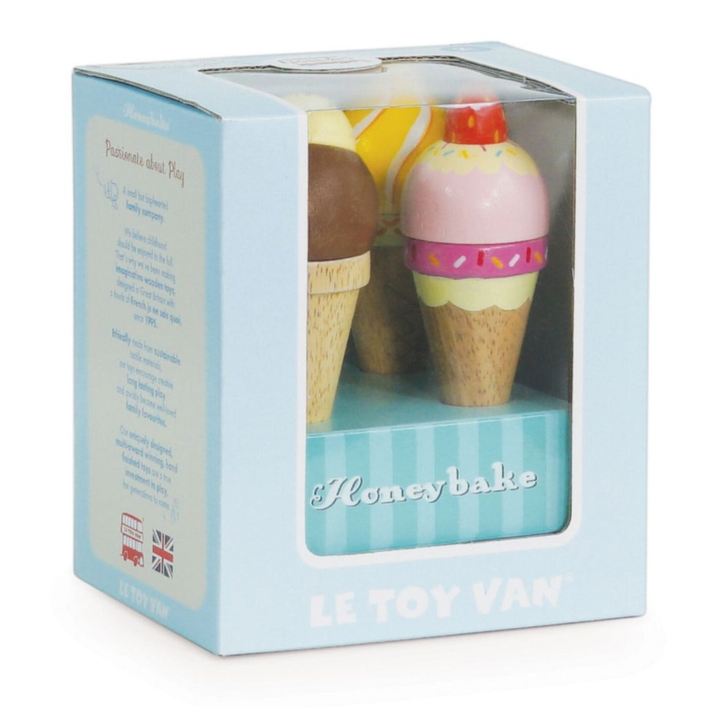 Honeybake Ice Cream Set