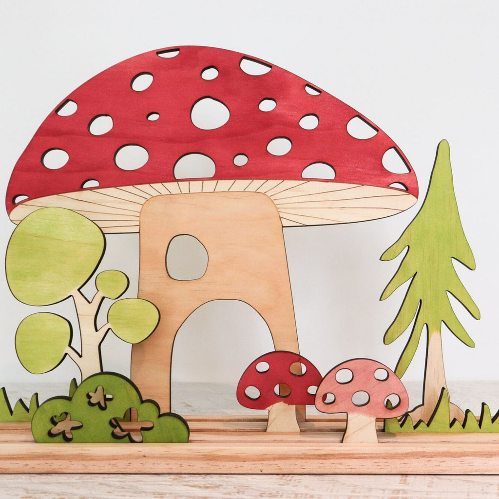 Let Them Play - Mushroom Set - PRE SALE