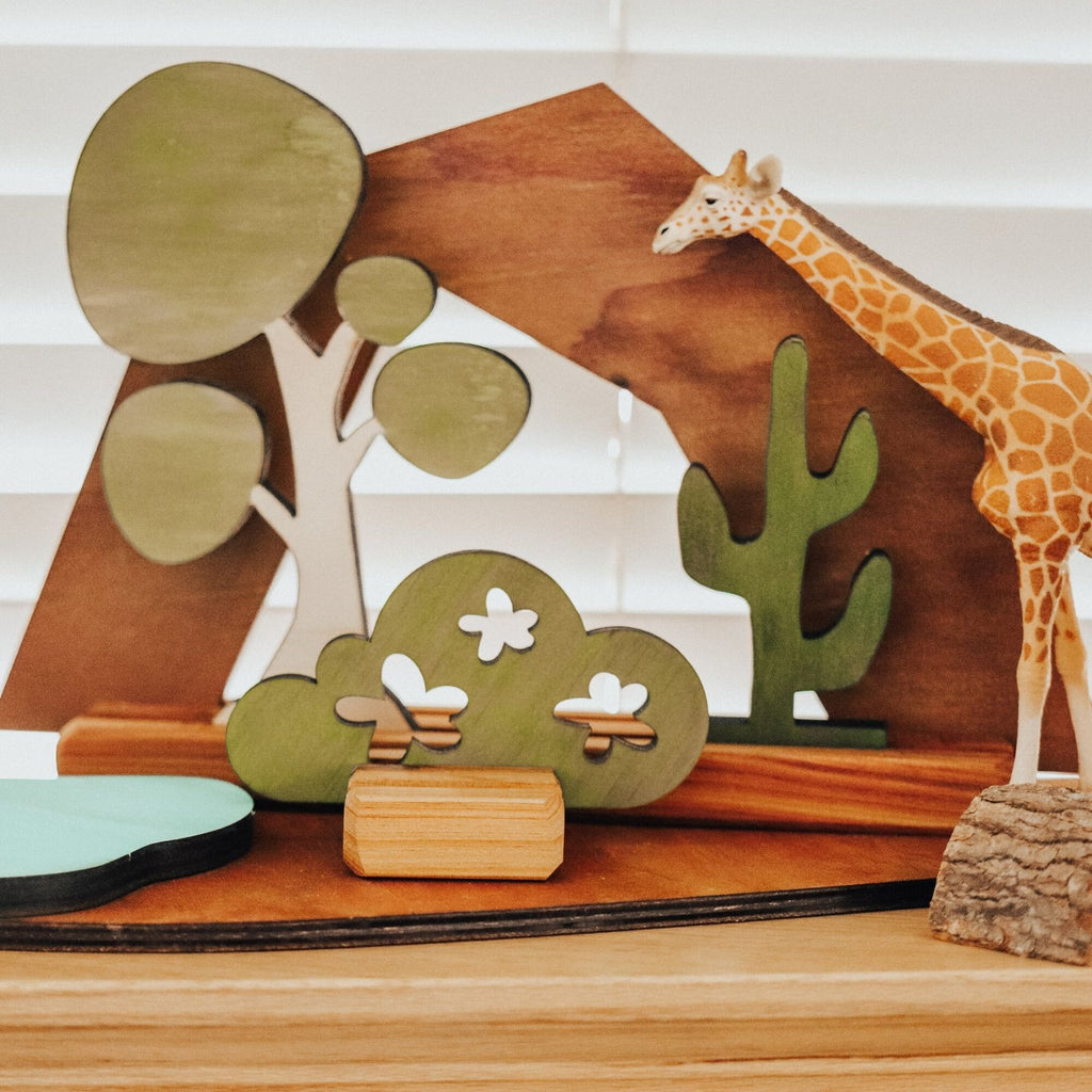 Let Them Play - Trees, Set of 3