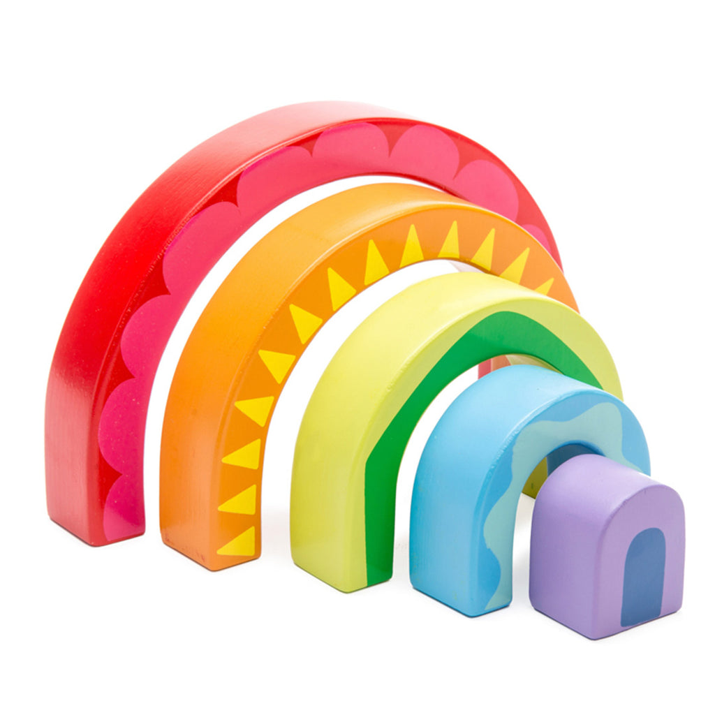 Petilou Rainbow Tunnel Toy