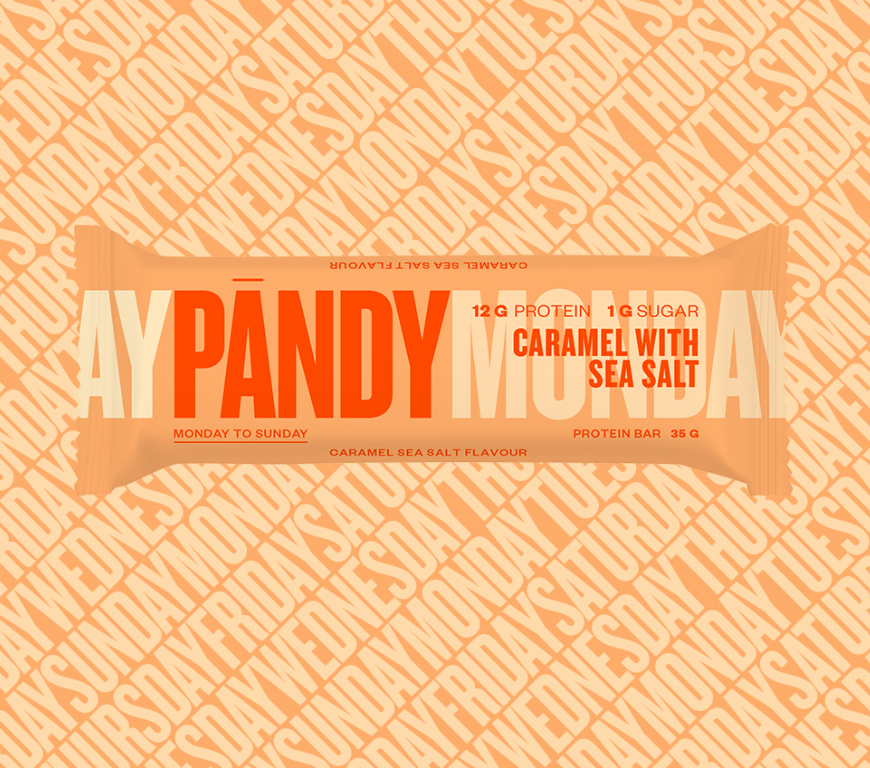 Pandy Protein Candy Bars 1 x 35 g