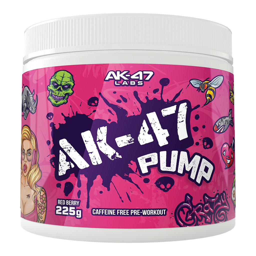 АК-47 Labs Pump Pre-Workout (30 Portionen)