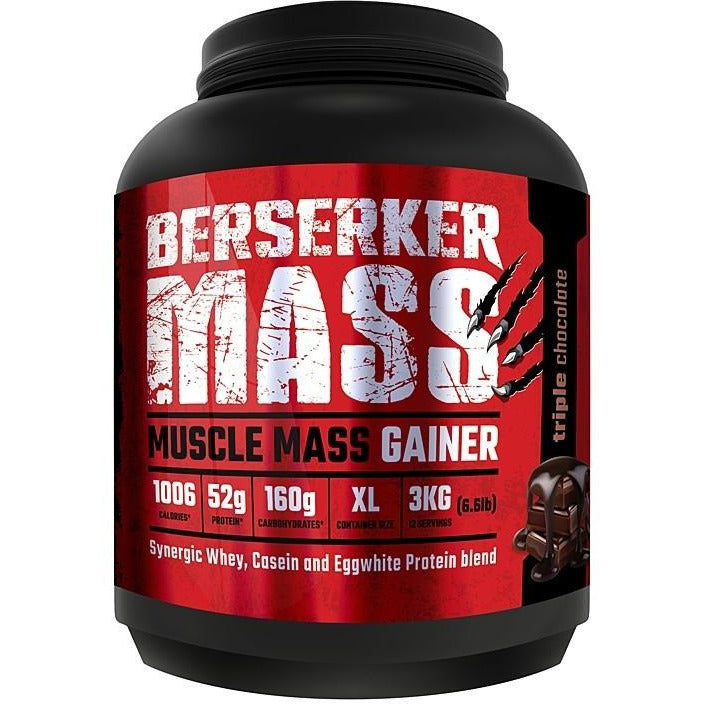 Berserker Mass Gainer (3000 g)