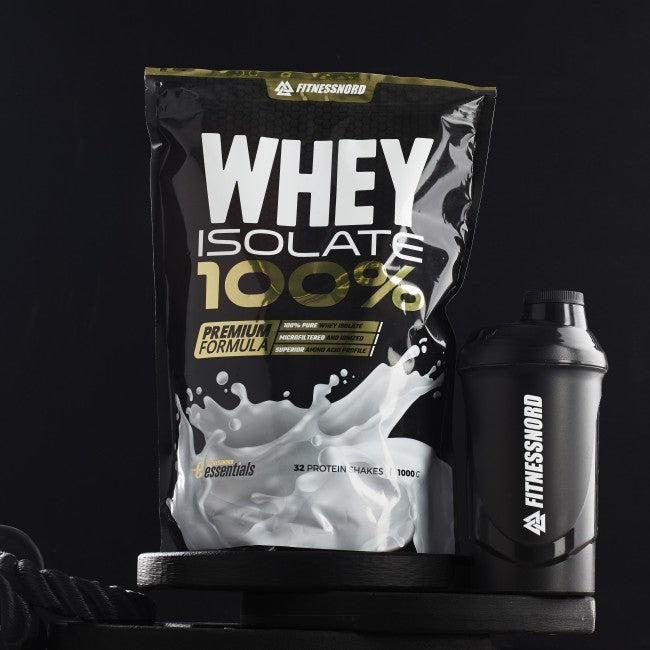 Fitnessnord 100 % Whey Isolate (1000 g)