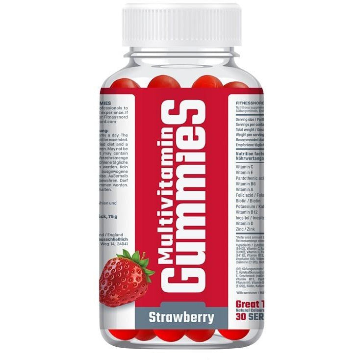 multivitamin gummies