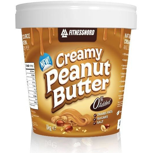 Fitnessnord Peanut Butter (1000 g)