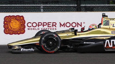 Copper Moon Coffee Aligns with Schmidt Peterson Motorsports